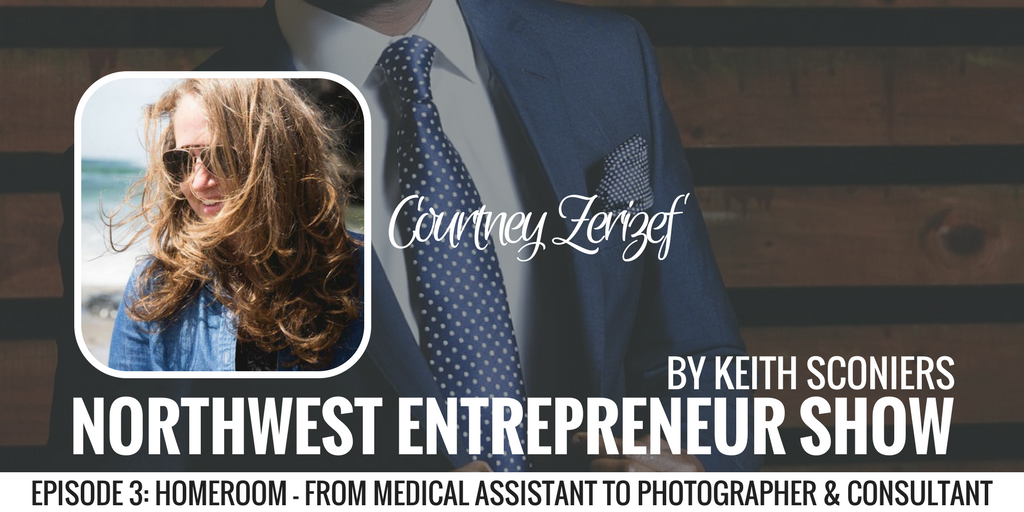 Courtney Zerizef: From Medical Assistant To Photographer & Consultant